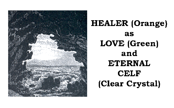 Healer as Love and Eternal Celf